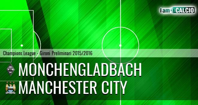 Borussia Monchengladbach - Manchester City