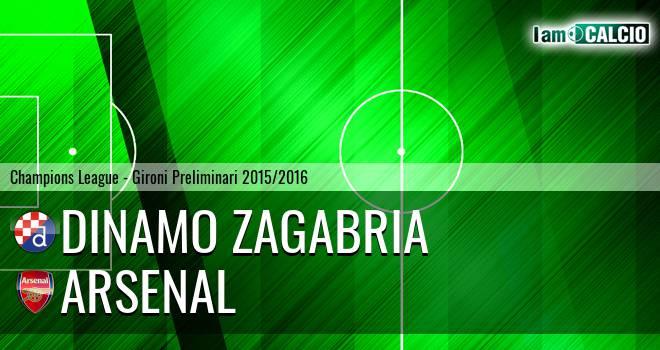 Dinamo Zagabria - Arsenal