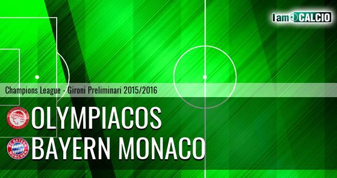 Olympiacos - Bayern Monaco