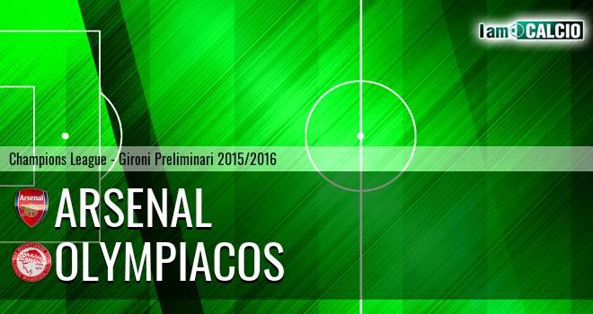Arsenal - Olympiacos