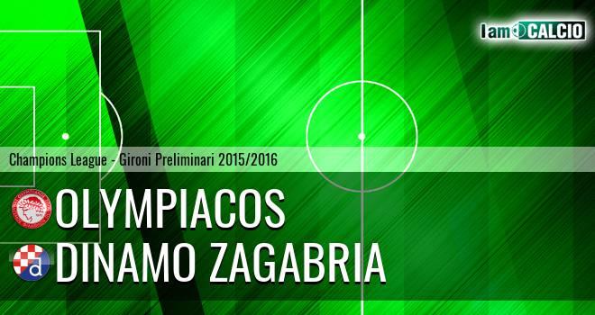 Olympiacos - Dinamo Zagabria