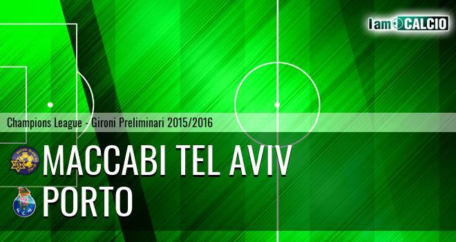 Maccabi Tel Aviv - Porto