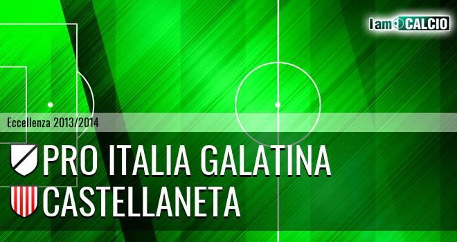Pro Italia Galatina - Castellaneta