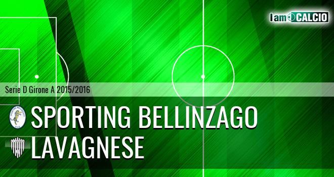 Sporting Bellinzago - Lavagnese