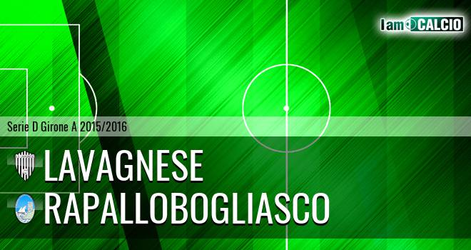 Lavagnese - RapalloBogliasco