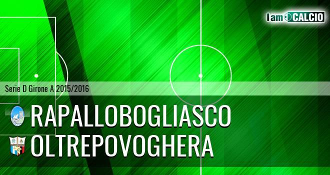 RapalloBogliasco - OltrepoVoghera