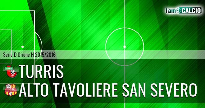 Turris - San Severo Calcio