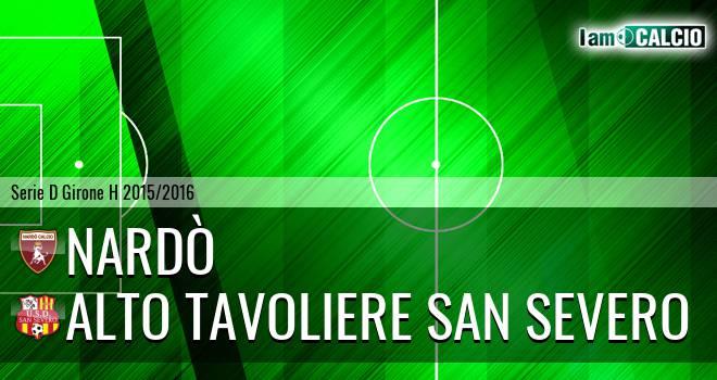 Nardò - San Severo Calcio