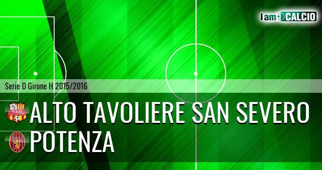 San Severo Calcio - Potenza