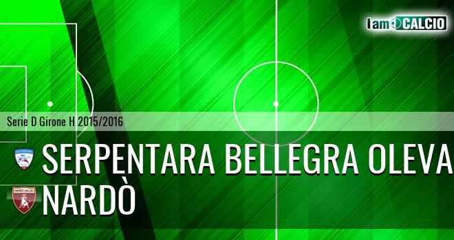 Serpentara Bellegra Olevano - Nardò