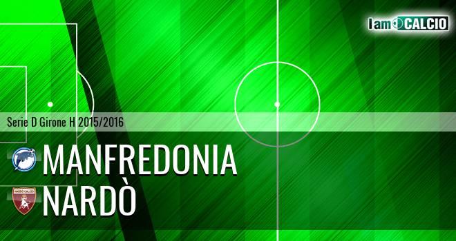 Manfredonia Calcio 1932 - Nardò