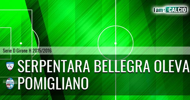 Serpentara Bellegra Olevano - Pomigliano