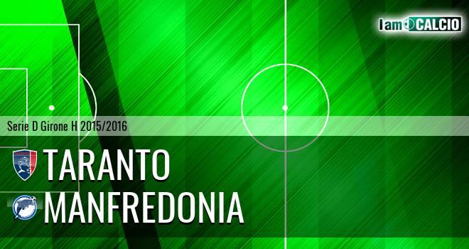 Taranto - Manfredonia Calcio 1932