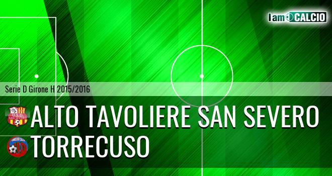 San Severo Calcio - Torrecuso