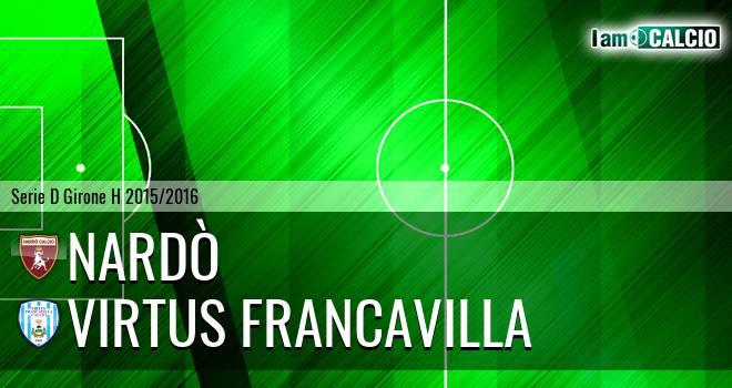 Nardò - Virtus Francavilla