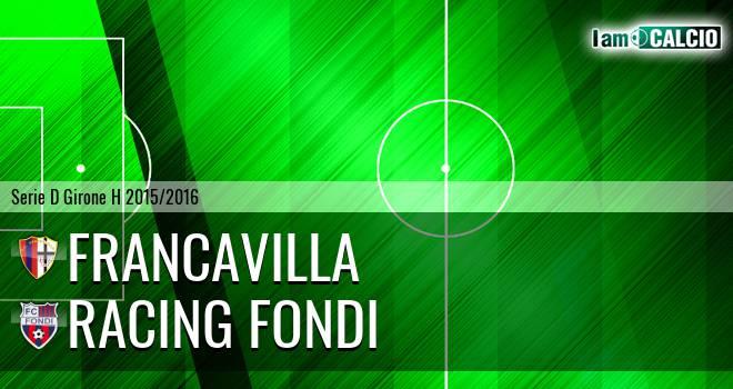 Francavilla - Racing Fondi