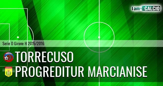 Torrecuso - Progreditur Marcianise