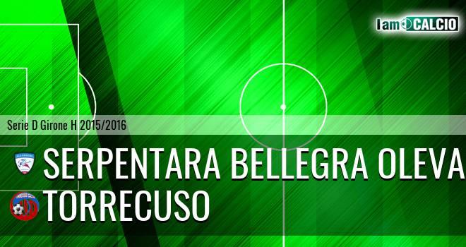 Serpentara Bellegra Olevano - Torrecuso