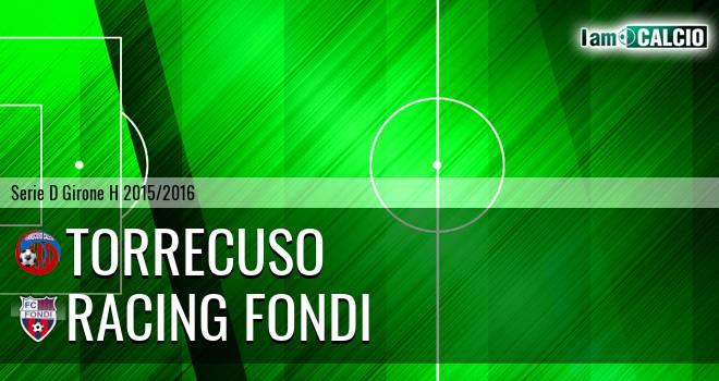 Torrecuso - Racing Fondi