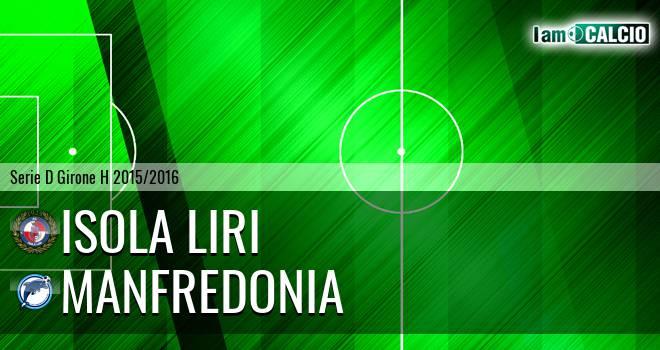 Isola Liri - Manfredonia Calcio 1932