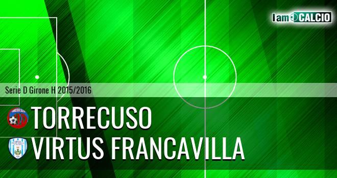 Torrecuso - Virtus Francavilla