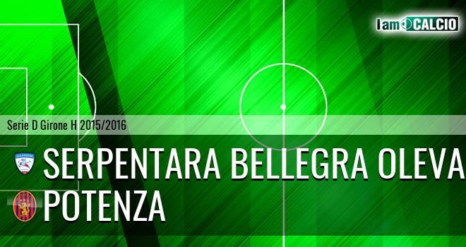 Serpentara Bellegra Olevano - Potenza