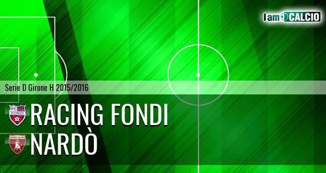 Racing Fondi - Nardò