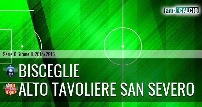 Bisceglie - San Severo Calcio