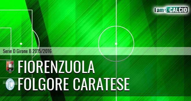 Fiorenzuola - Folgore Caratese