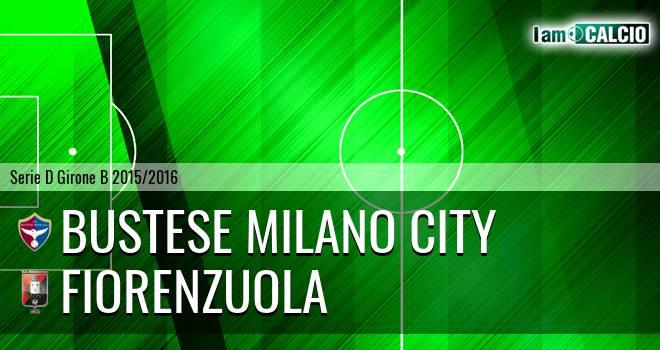 Milano City - Fiorenzuola