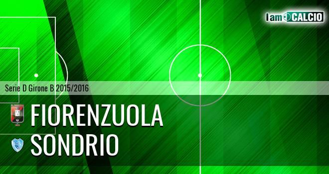 Fiorenzuola - Sondrio