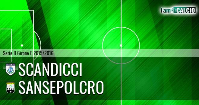 Scandicci - Sansepolcro