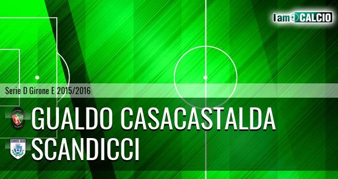 Gualdo Casacastalda - Scandicci
