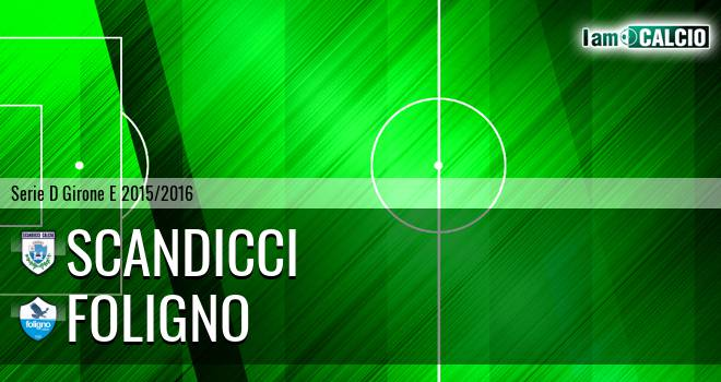 Scandicci - Foligno