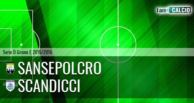 Sansepolcro - Scandicci