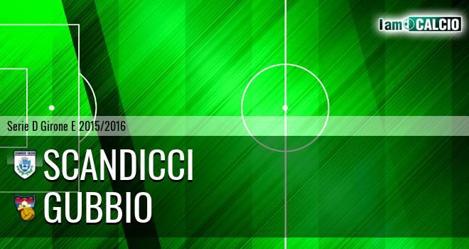 Scandicci - Gubbio