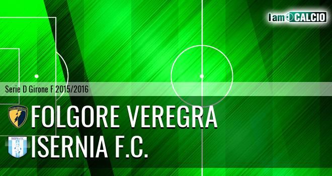 Folgore Veregra - Isernia