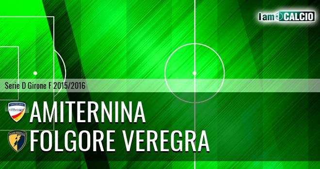 Amiternina - Folgore Veregra