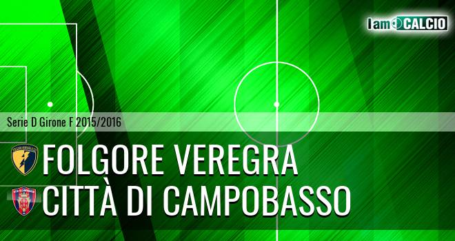 Folgore Veregra - Città di Campobasso