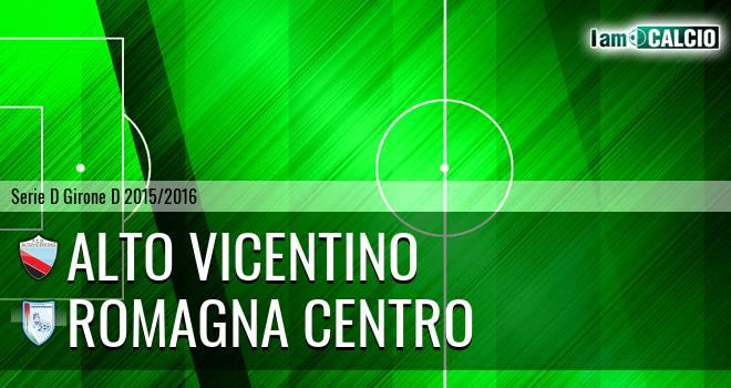 Alto Vicentino - Romagna Centro