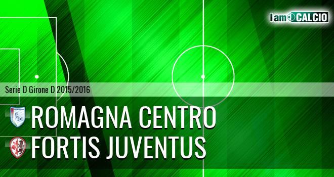 Romagna Centro - Fortis Juventus