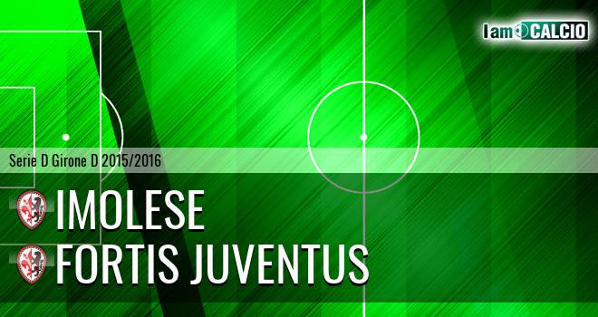 Imolese - Fortis Juventus