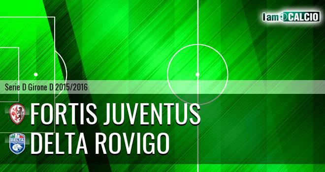 Fortis Juventus - Delta Rovigo
