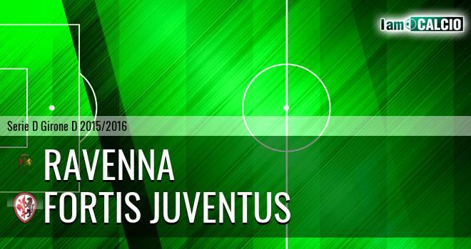 Ravenna - Fortis Juventus