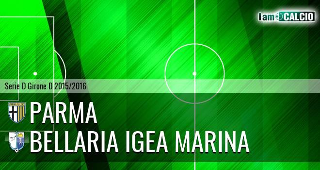Parma - Bellaria Igea Marina