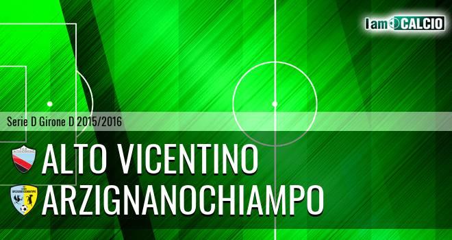 Alto Vicentino - Arzignano Valchiampo