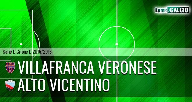 Villafranca Veronese - Alto Vicentino