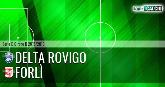 Delta Rovigo - Forlì