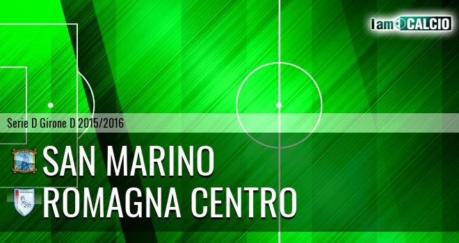 Cattolica Calcio SM - Romagna Centro
