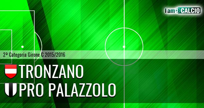 Tronzano - Pro Palazzolo